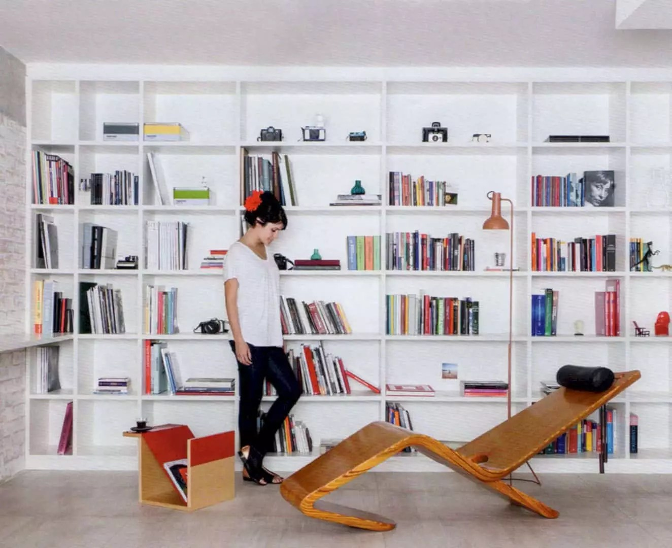 Sunflower Apartment: An Elegant Interior of Apartment with Colorful Furniture
