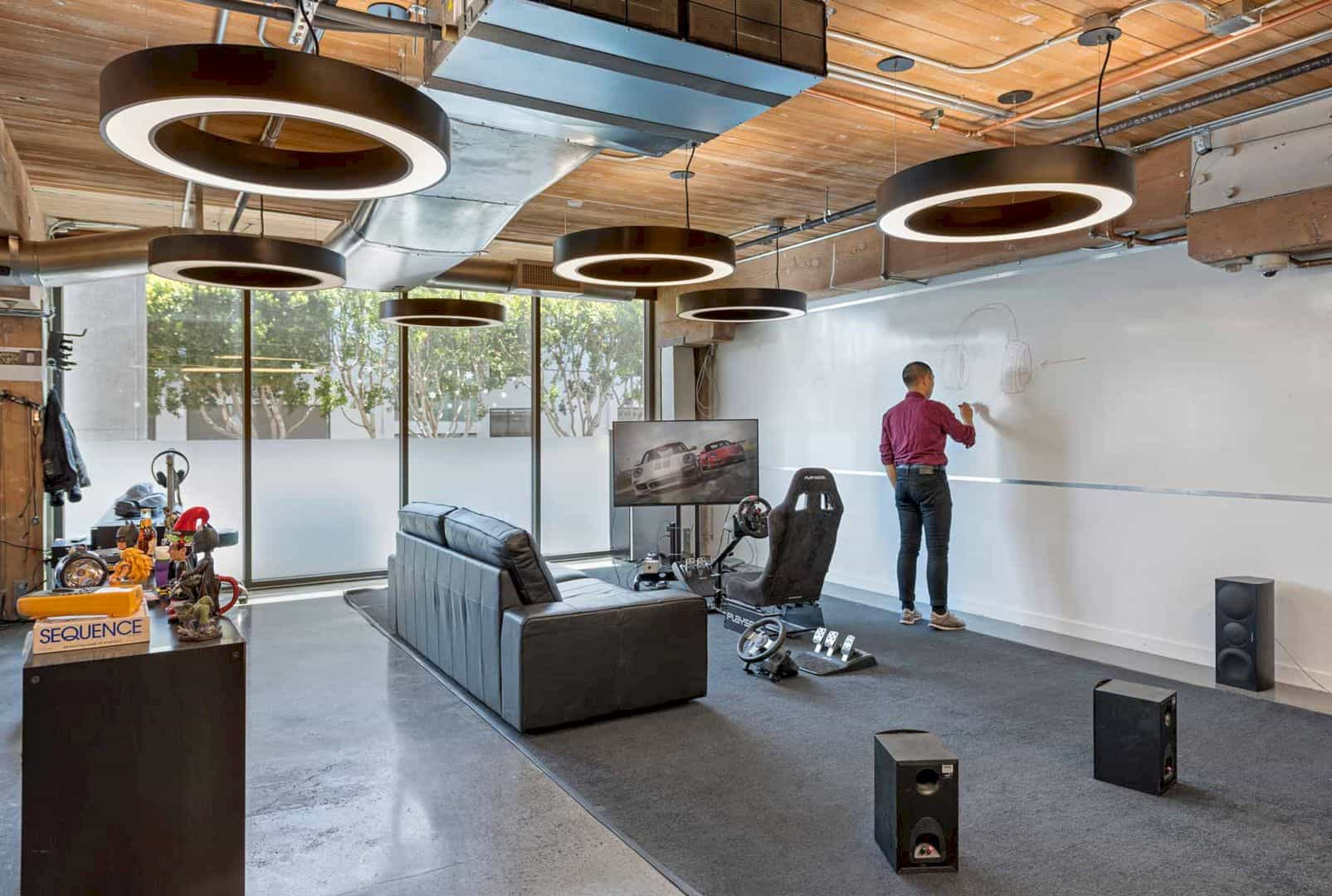 Astro Gaming: Industrial Interior Design for Tenants of A Leading Gaming Company