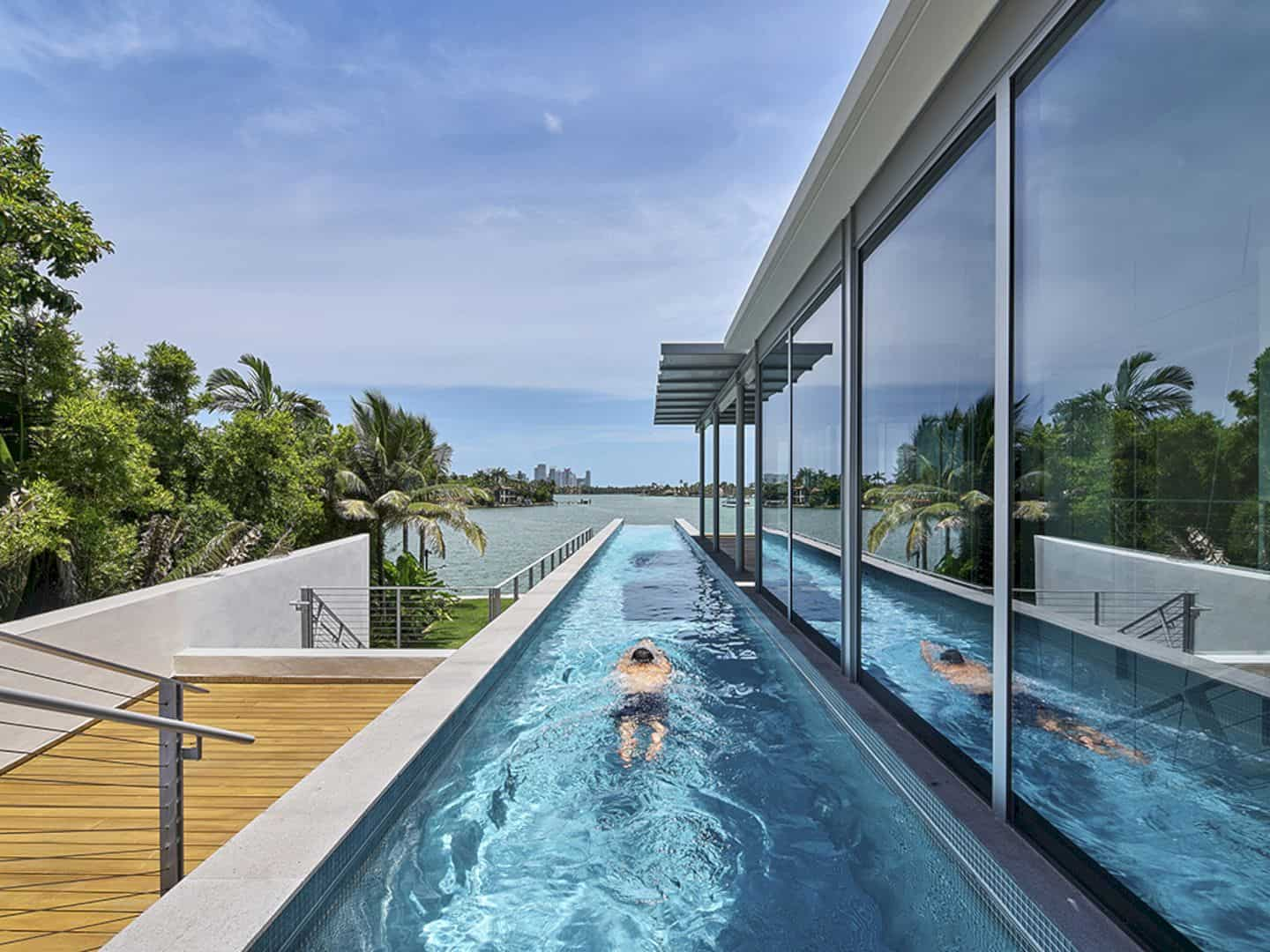 San Marino Residence: A Visceral Oasis within A Tropical Landscape for An Indoor-Outdoor Experience