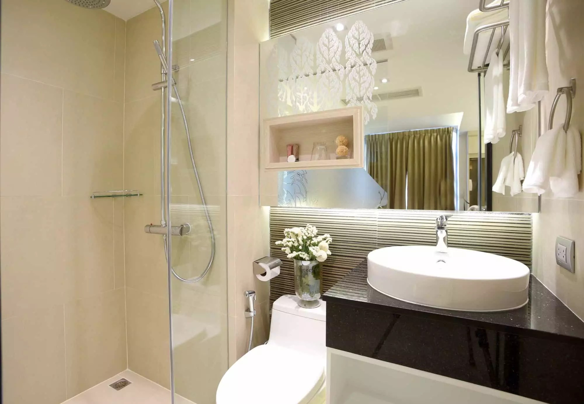 5 Modern Small Bathroom Trends for 2020 on Modern Small Bathroom  id=31003