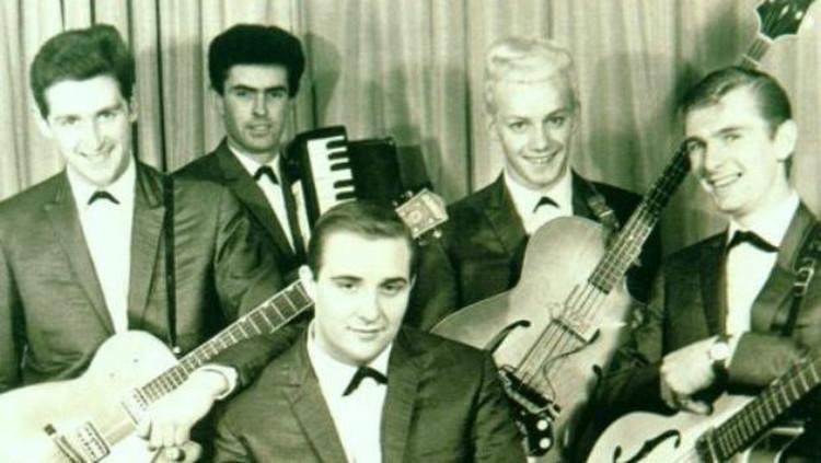 I Tornados gruppo musicale anni 60 celebre per il brano Telstar.