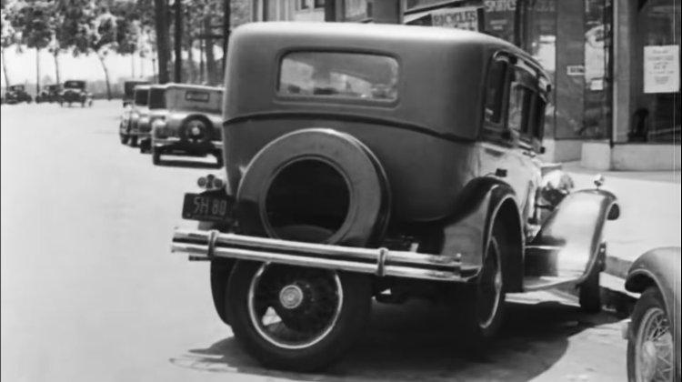 La Packard a cinque ruote di Brooks Walker
