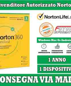 Norton 360 1 PC con VPN