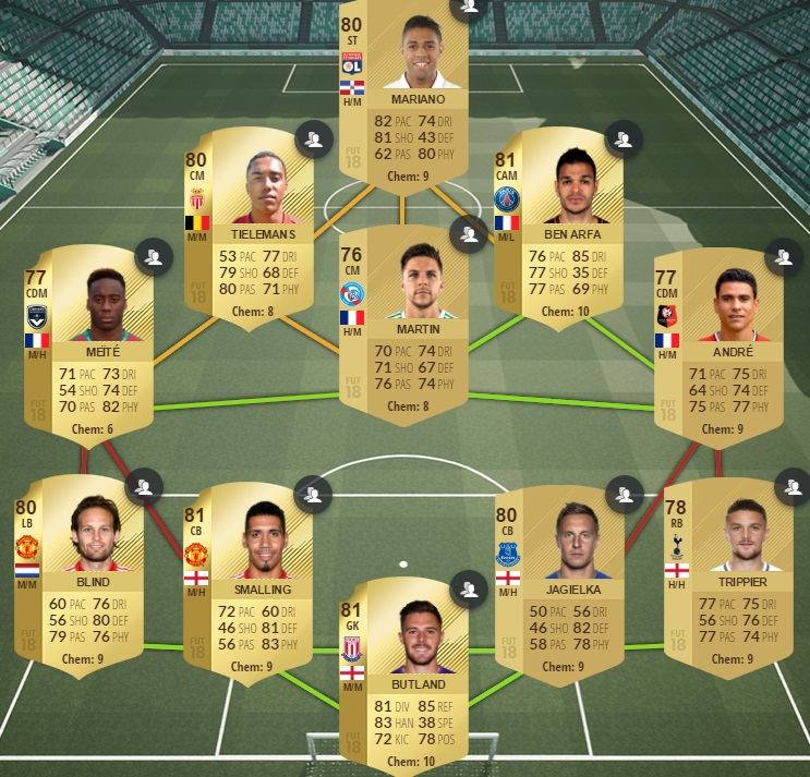 fut 18 paris monaco