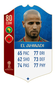 fut 18 world cup caf el ahmadi