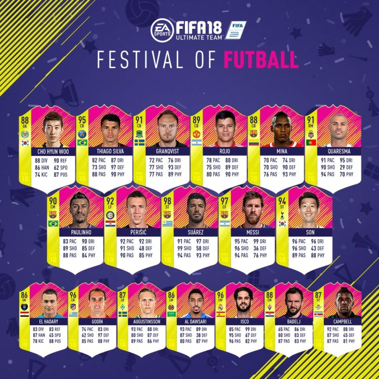 fut 18 futball team md3