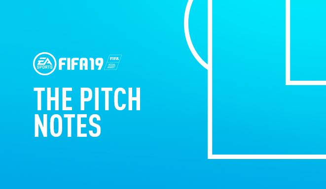 FIFA 19 - The Pitch Notes 1