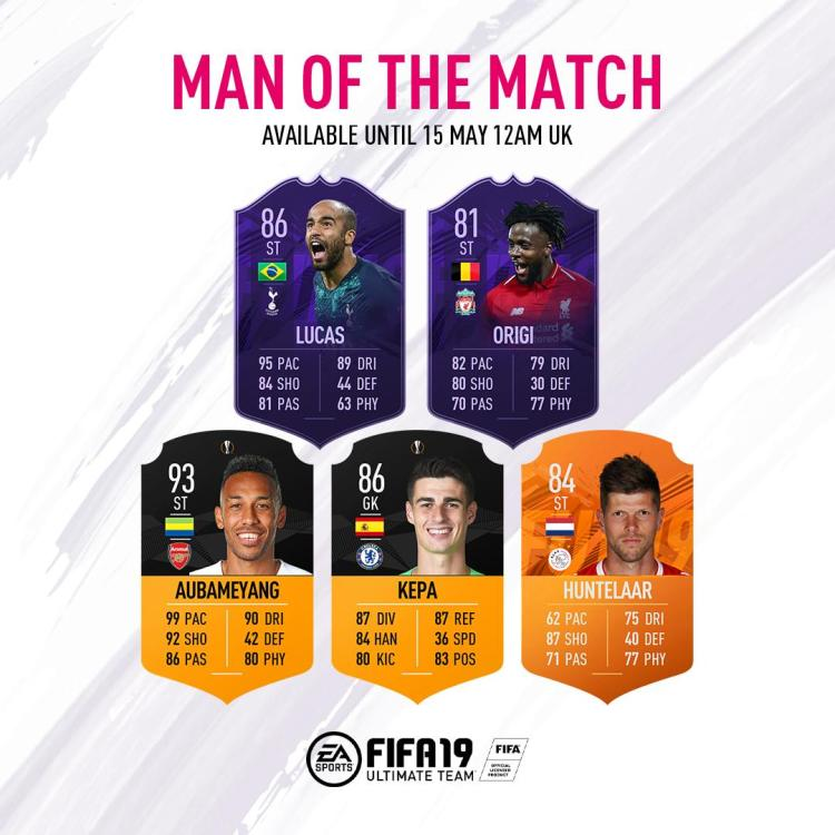 fut19 man of the match 11 mai