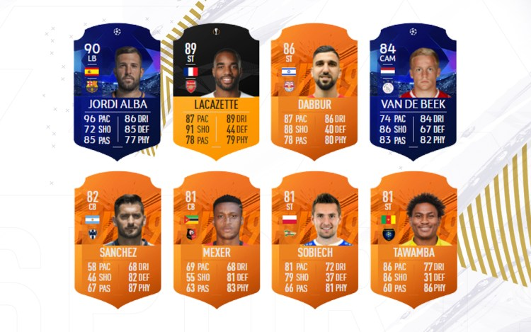 fut19 man of the match 4 mai