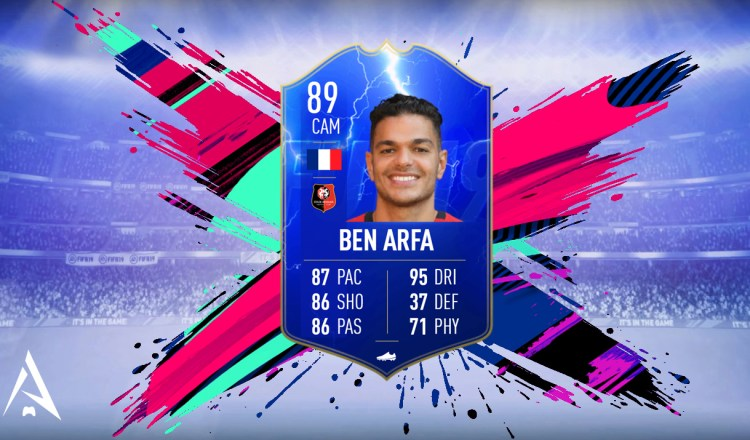 fut19 solution dce ben arfa tots mini