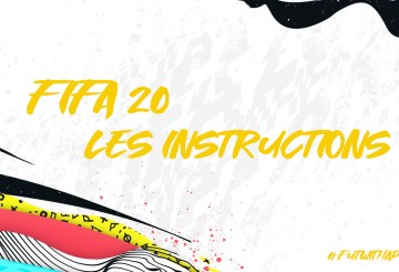 fifa 20 les instructions