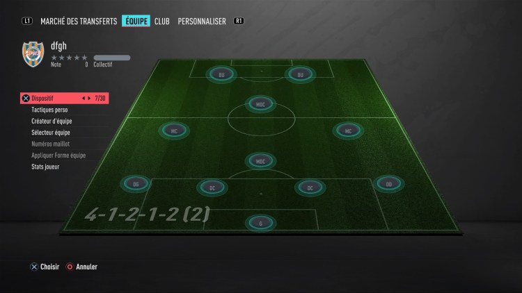 fut 20 guide des formations 4-1-2-1-2-2