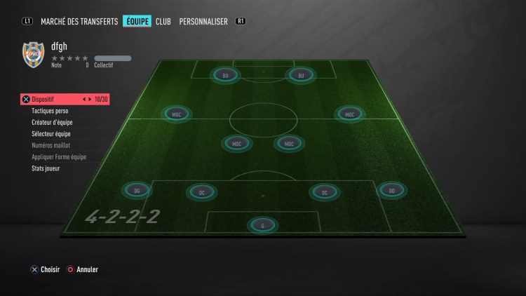 fut 20 guide des formations 4-2-2-2