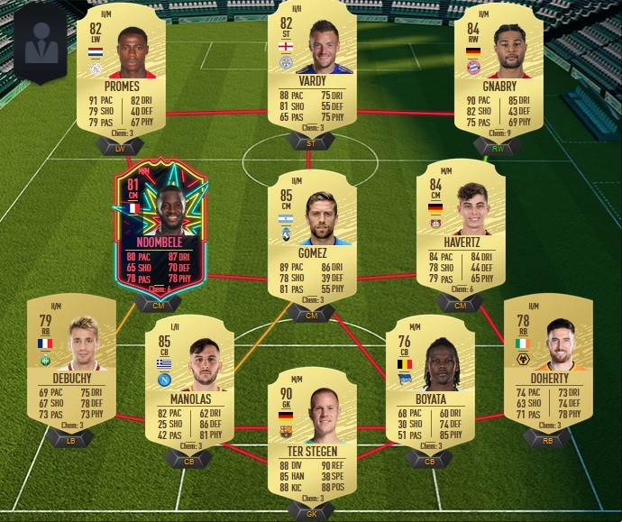 prédiction totw 3
