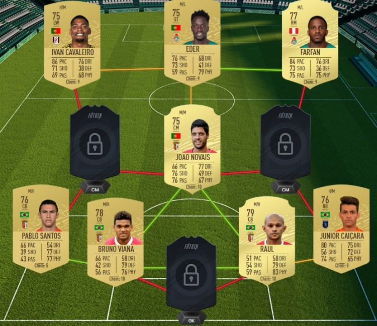 fut 20 solution dce ultimate scream zombies