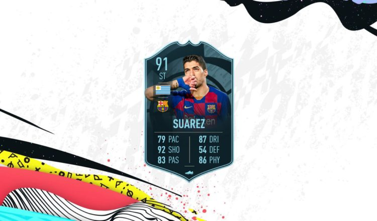 fut 20 solution dce suarez potm mini