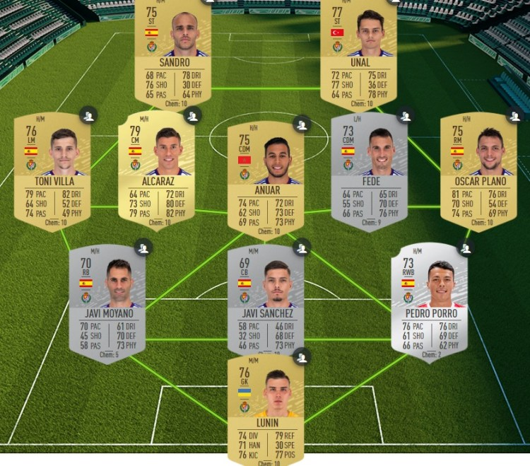 fut 20 solution dce laliga valladolid