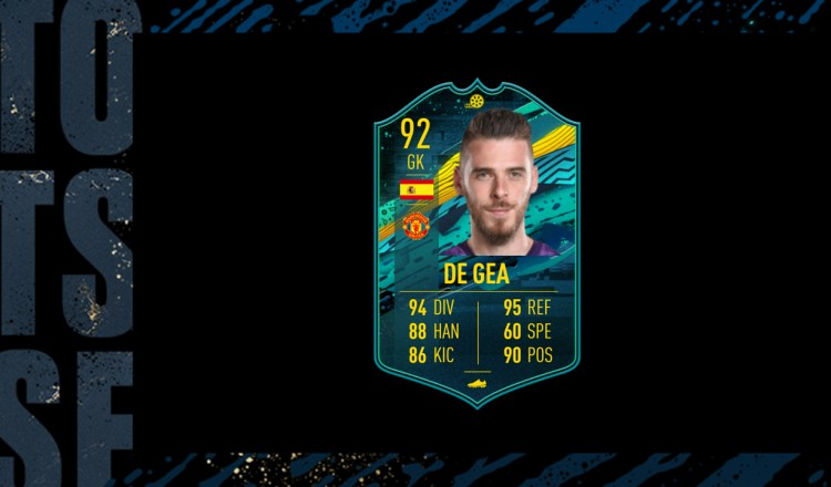 fut 20 solution dce de gea moments mini