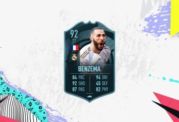 fut 20 solution dce benzema potm mini