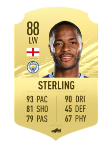 fifa 21 11 sterling