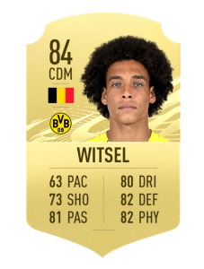 fifa 21 21 witsel