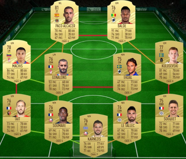 FIFA 21 solution DCE juventus barcelone