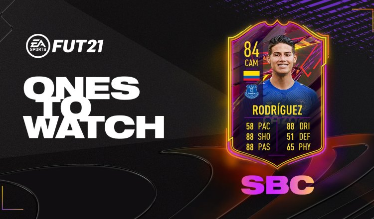 fifa 21 solution dce james rodriguez mini