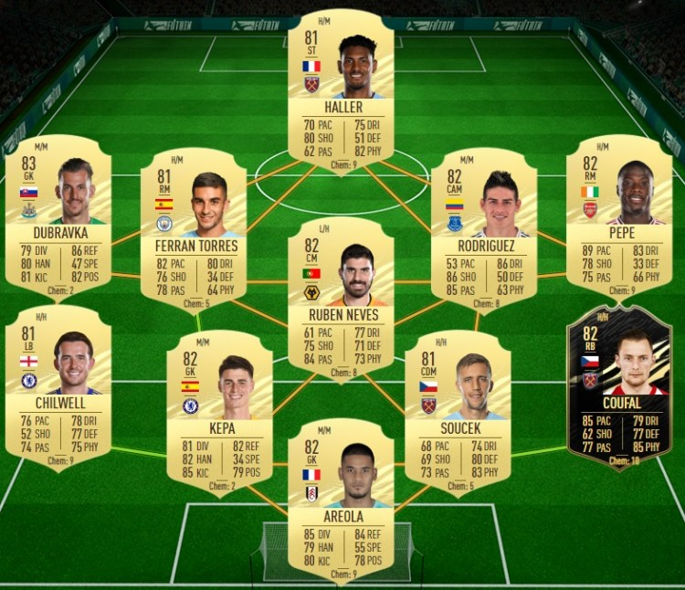 fut 21 solution dce van der sar excellence