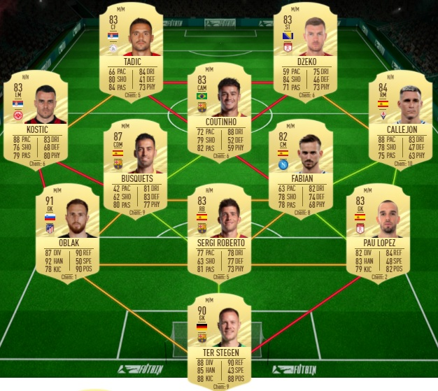 fut 21 solution dce dembele moments team