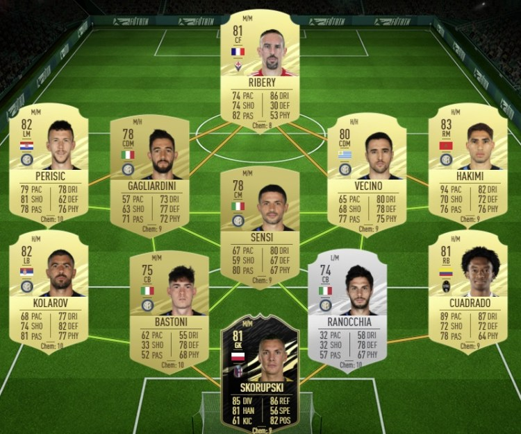 fut 21 solution dce rui costa moments le genie de la viola