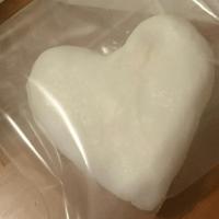 ハート型の石鹸