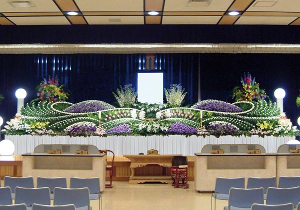 50号生花祭壇B
