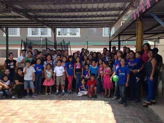 Life for a Child – Ecuador