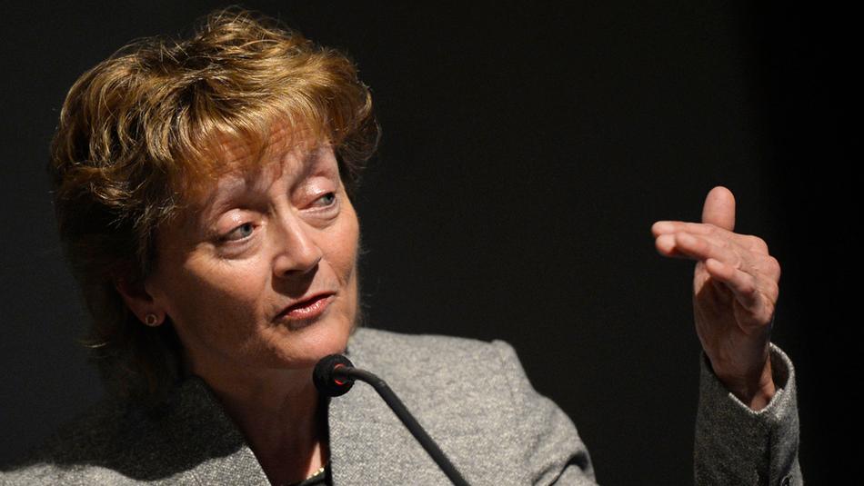 «Eine chinesische Bank werde bis Ende Jahr in der Schweiz eröffnet werden» bekräftigte Bundesrätin Eveline Widmer-Schlumpf am Freitag.