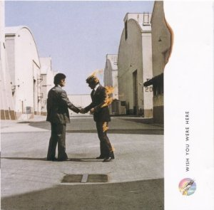 Pink Floyd - Wish You Were Here CD (album) cover