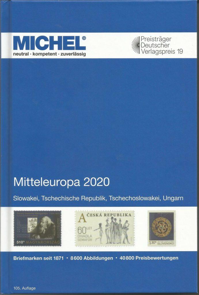 Michel Mittel Europa 2020 Voorkant