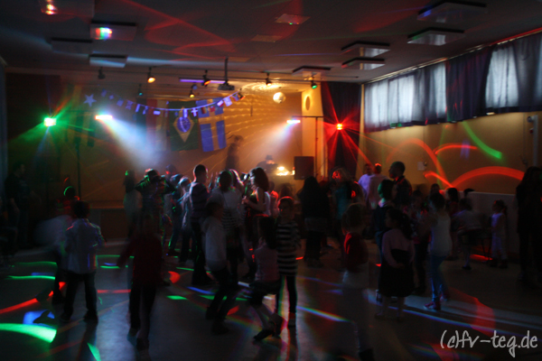 Turnschuh-Disco 2013