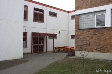 Der Pavillon für die Kinder der Schulanfangsphase