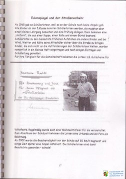 FV TEG Festschrift 40 Jahre TEG 21 WZ