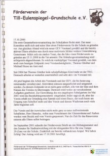 FV TEG Festschrift 40 Jahre TEG 28 WZ