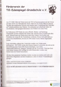 FV TEG Festschrift 40 Jahre TEG 30 WZ