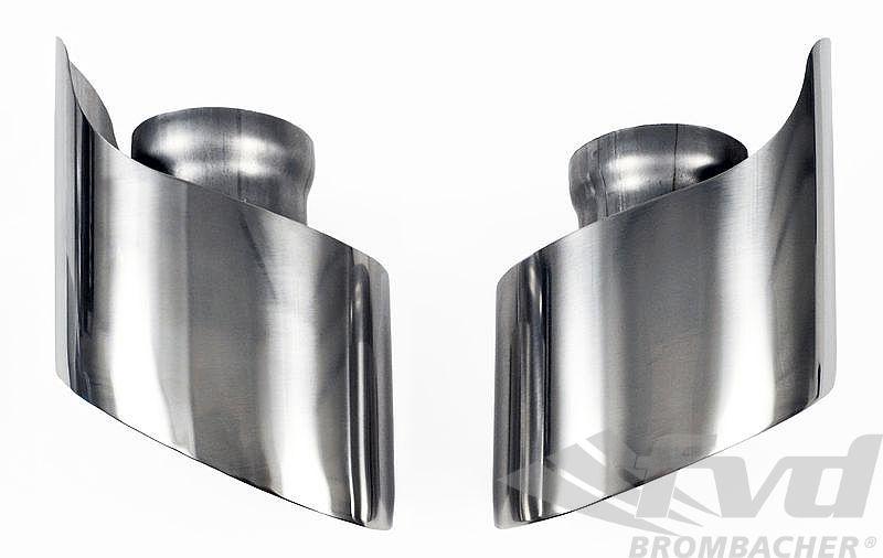 exhaust tip set 993 narrow body