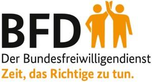 Logo des Bundesfreiwilligendienstes für den Link zur Einsatzstelle