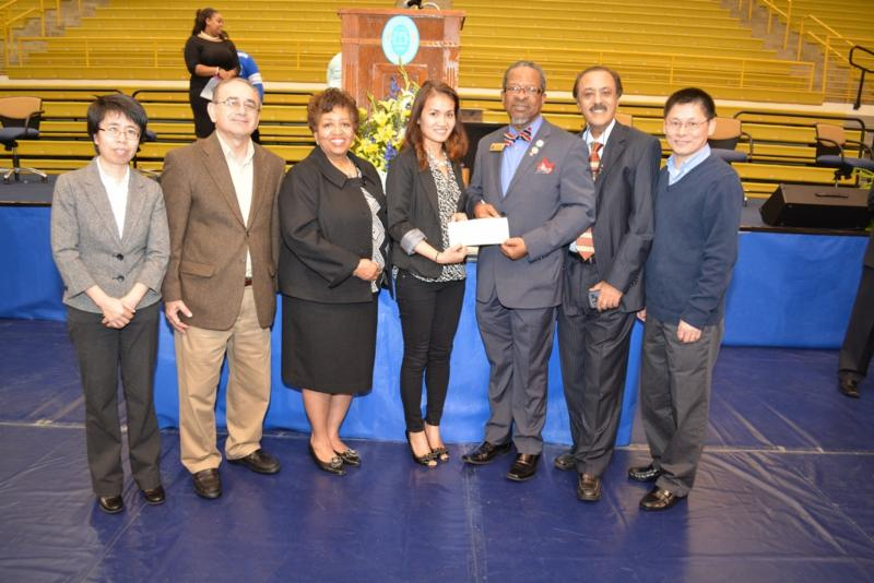 FVSU students receive Fariboz Asadian Scholarships