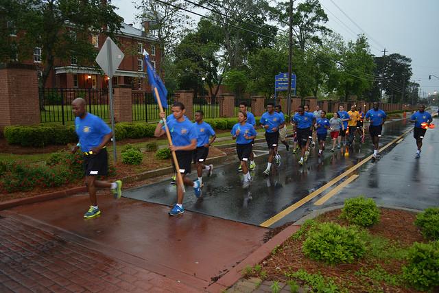 FVSU ROTC Stomp Out Sexual Assault 5k Walk/Run draws crowd