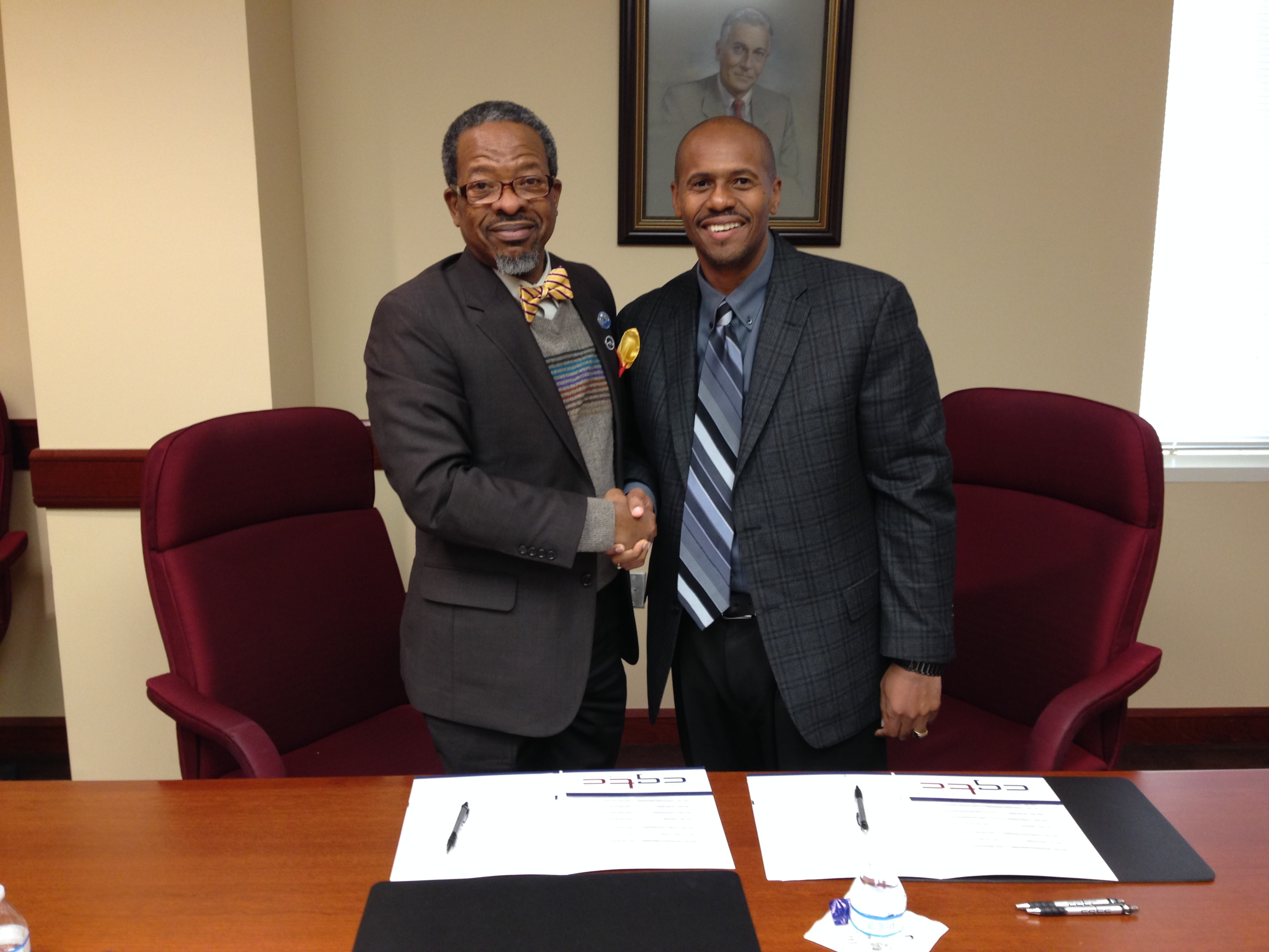 FVSU pens articulation agreement with CGTC