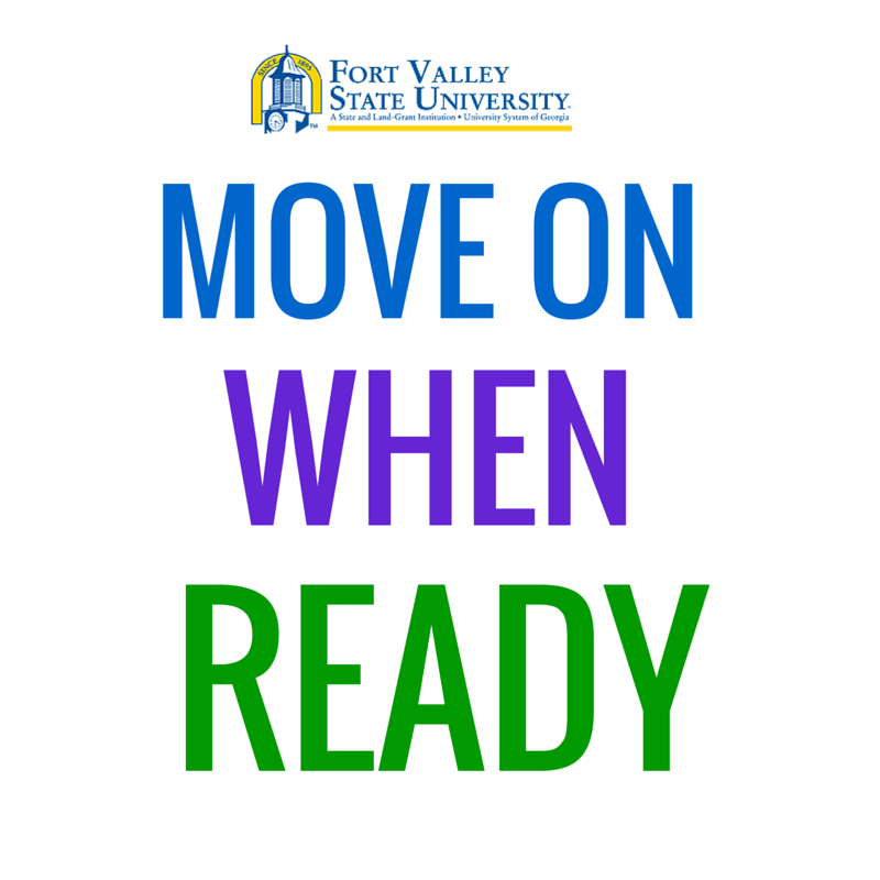 FVSU holds Orientation Session for UTS/Move on When Ready Students
