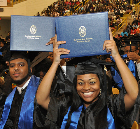 Congratulations to Spring 2015 College of Arts and Sciences Graduates!