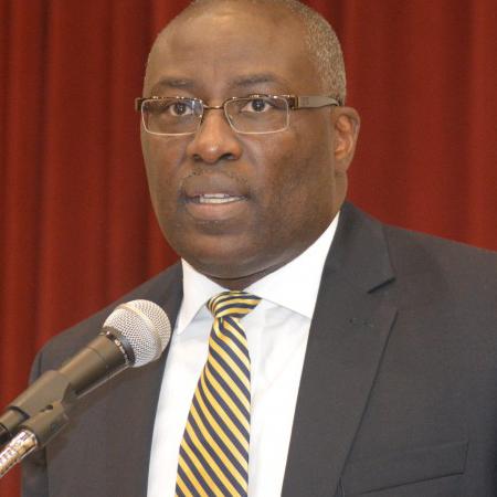 FVSU's new president meets with faculty, says he has no hidden agenda