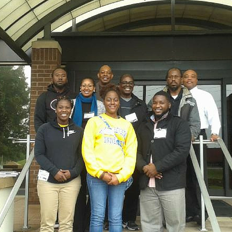 FVSU students visit Georgia Port Authority